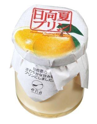 【3位】日向夏プリン(380円) /10F沖縄・九州フロア