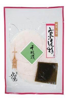 【2位】京漬物 千枚漬(577円)/6F 関西・東海フロア