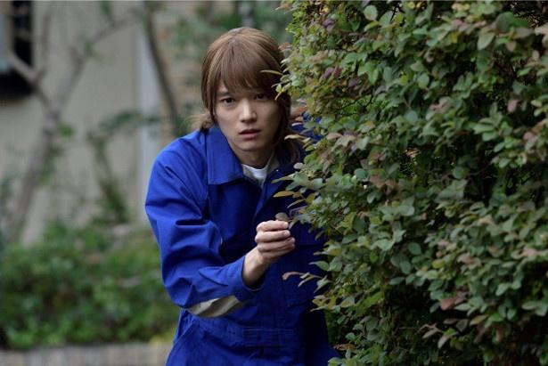 「重要参考人探偵」でシモン藤馬を演じる古川雄輝
