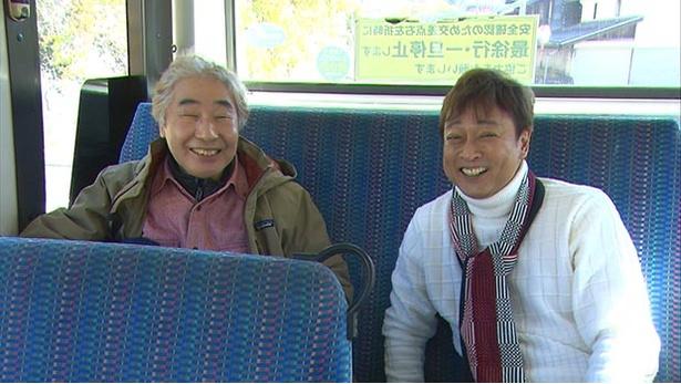 太川陽介&蛭子能収コンビがまたまたバスで旅!?