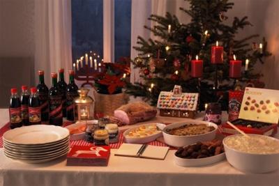 スウェーデン式ディナー「スモーガスボード」(イメージ)