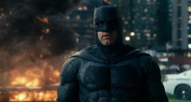 人類への信頼を取り戻したバットマン(ベン・アフレック)