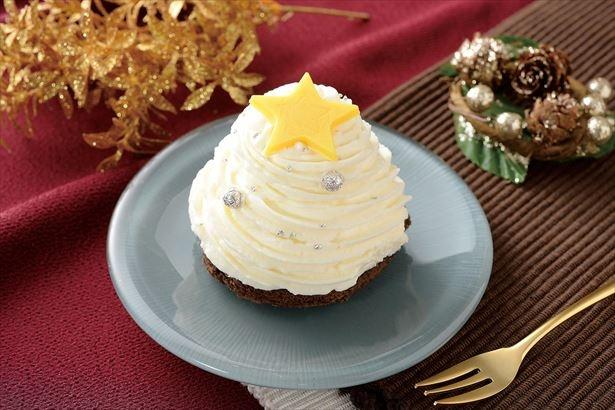 ローソンの1人用クリスマスケーキが今年も登場