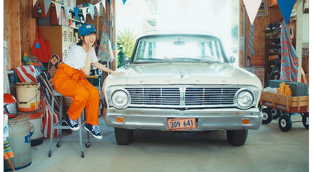 水瀬いのりの5thシングル「Ready Steady Go!」のミュージックビデオが公開!
