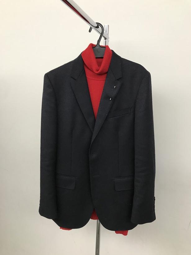 小山慶一郎が自ら選んだ衣装で「重要参考人探偵」に出演!