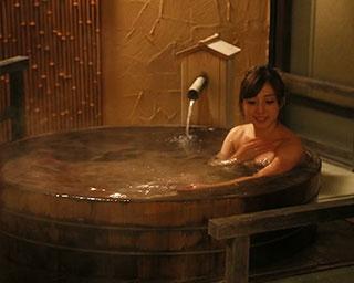 入浴チャンスは年2回!静岡の奥地に湧く幻の温泉