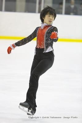 まだジュニア初年度の選手なのだが、全日本ジュニアでも上位進出が期待できる。逸材だ