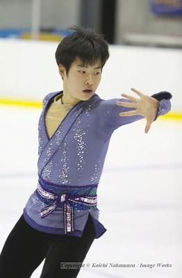 とても真面目な選手だ。是非、地元開催の全日本出場を掴み取ってほしい