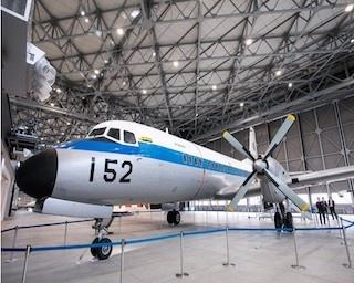 戦後初の国産旅客機YS-11の開発が今のMRJ製造につながっているのだ