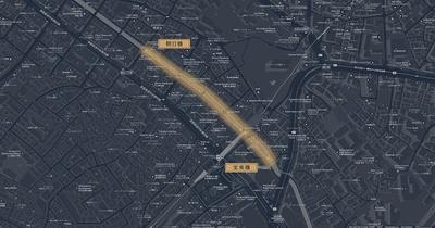 宝来橋から朝日橋までの区間で実施される