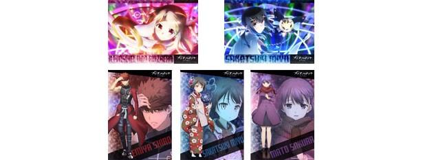 「劇場版Fate/kaleid liner プリズマ☆イリヤ 雪下の誓い」オリジナルグッズが「Newtype SHOP」で先行販売!