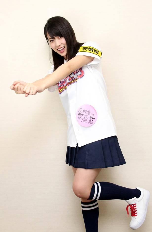 岡部麟がチーム8の冠番組「AKB48チーム8のKANTO白書 バッチこーい!」を語る