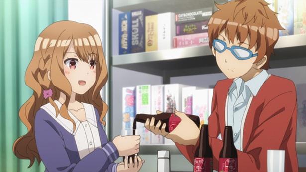 「妹さえいればいい。」第8話の先行カットが到着。那由多が京へのプレゼントに選んだものは?