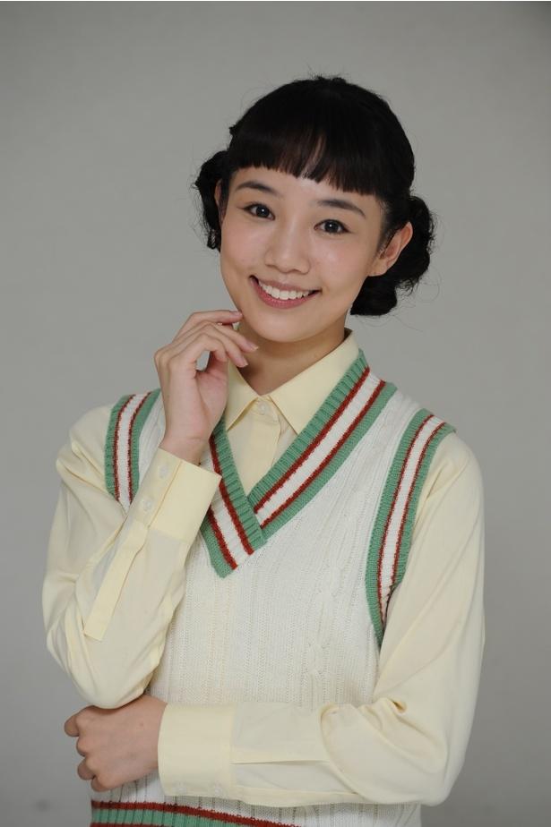 元宝塚歌劇団・雪組トップ娘役、咲妃みゆ