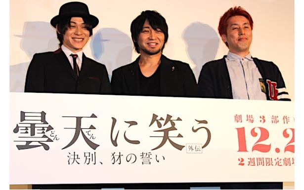 声優・中村悠一、梶裕貴は「応援してくれた」と感謝!