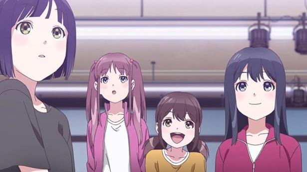 「Wake Up, Girls! 新章」第8話の先行カットが到着。WUG!が全国ツアーへ、その一方でI-1は…