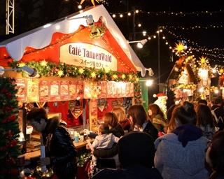 今年もクリスマスマーケットがやって来る!