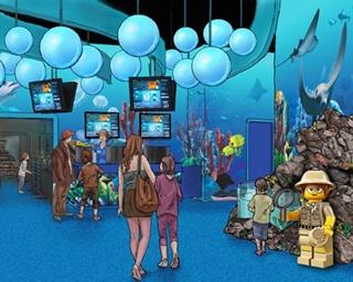 【速報】オープン日決定!レゴランド・ジャパンに隣接する水族館「SEA LIFE」の全貌が明らかに!!