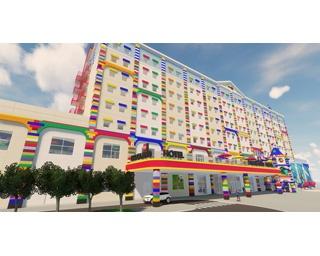 「レゴランド・ジャパン・ホテル」は2018年4月28日(土)にオープン