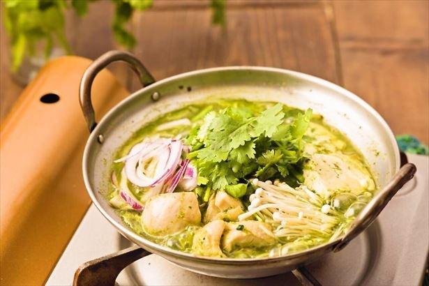 Pak-chee Village(パクチービレッジ)新宿店に、昨年人気を集めた激辛鍋が登場