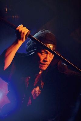 大道芸スタイルの「光の幕末活劇」も上演/大阪城イルミナージュ
