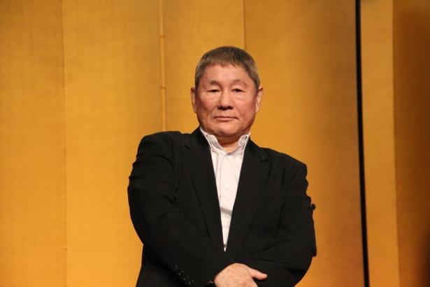 2019年1月スタートの大河ドラマ「いだてん~東京オリムピック噺~」で、古今亭志ん生を演じるビートたけし