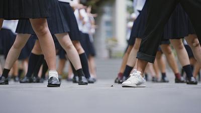 高校生にとってダンスはかなり身近な存在