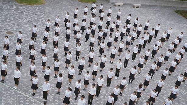 新CM「日本縦断 うちの学校のポカリダンス」篇の予告編 5