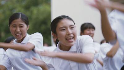 新CM「日本縦断 うちの学校のポカリダンス」篇の予告編 18