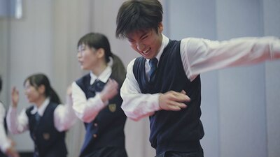 新CM「日本縦断 うちの学校のポカリダンス」篇の予告編 20