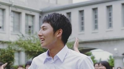 新CM「日本縦断 うちの学校のポカリダンス」篇の予告編 25