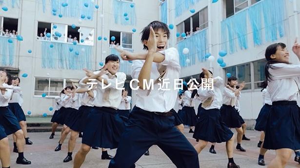 新CM「日本縦断 うちの学校のポカリダンス」篇の予告編 27
