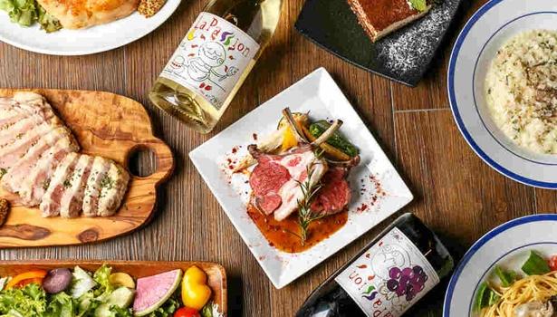 個性豊かな生牡蠣の食べ比べから始まる全7皿コース/TRINITY OYSTER HOUSE 銀座店