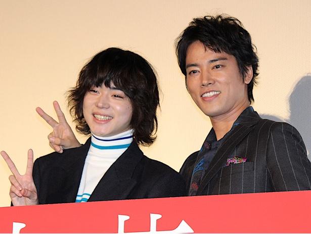 菅田将暉&桐谷健太が「浅草キッド」を生熱唱!会場を興奮の渦に巻き込んだ