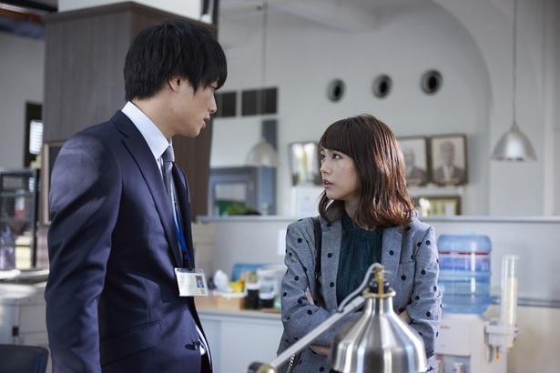 桐谷美玲と鈴木伸之が初共演を果たす