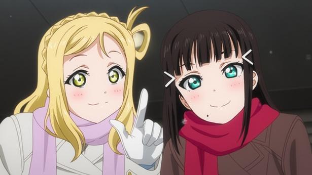 「ラブライブ!サンシャイン!! TVアニメ2期」第8話のカットが到着。大会は誰もが予想だにしなかった結果に…!