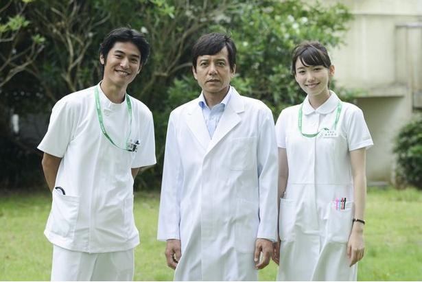 腕はいいが金には汚い外科医・加地秀樹(勝村政信)が主役の「ドクターY」地上波初登場