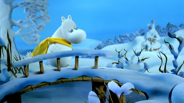 木に積もった雪や一面の銀世界に目を奪われる!