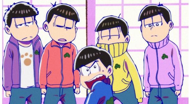 「おそ松さん 第2期」第10話の先行カットが到着!
