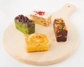 木苺まぶしクッキーや苺メレンゲ、和菓子の落雁をイメージしたきな粉クッキーなど6種のクッキーの詰め合わせ「ふきよせ 紅白」はおめでたさ満載!