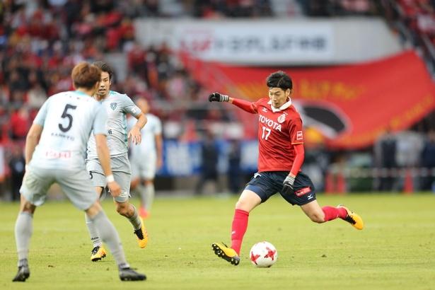 田口選手とともにチームを安定させた小林裕紀選手