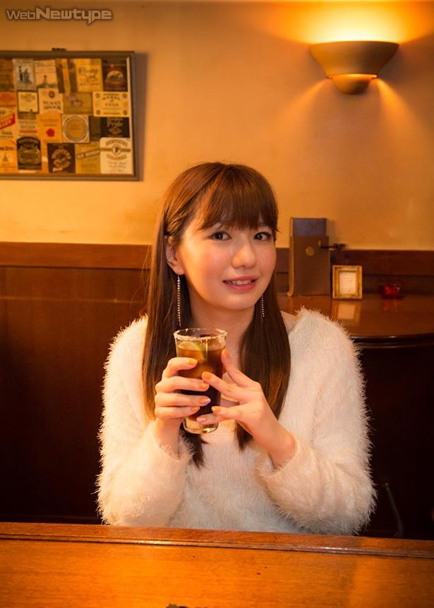 青木瑠璃子、シェイク&ステアでおもてなし【後編】