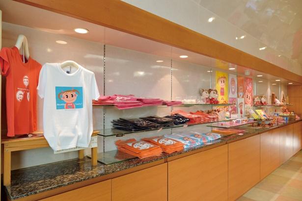 ヤマサ蒲鉾イメージキャラクターさっちゃんグッズもショップで販売/ヤマサ蒲鉾株式会社