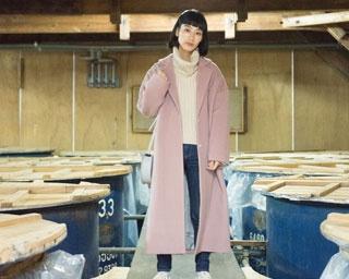壽酒造の仕込み蔵。富田の酒は寒造りが基本。10月下旬から3月にかけて仕込みの最盛期を迎える