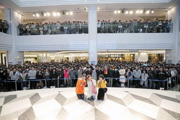 「ナナシス」4Uイベントレポート&LINEスタンプ発売!