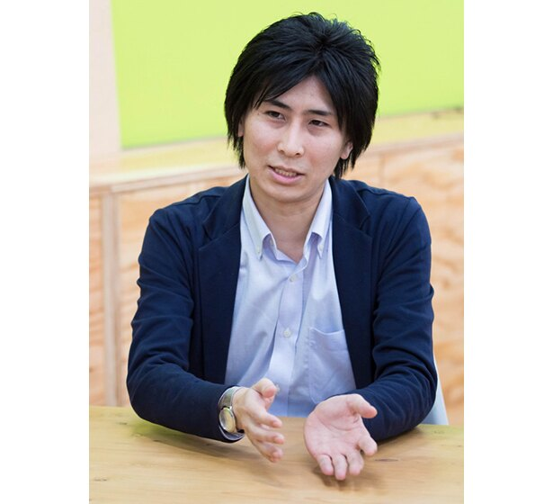 ソニー入社2年目でプロジェクトを立ち上げた、HUIS事業室・統括課長の八木隆典さん