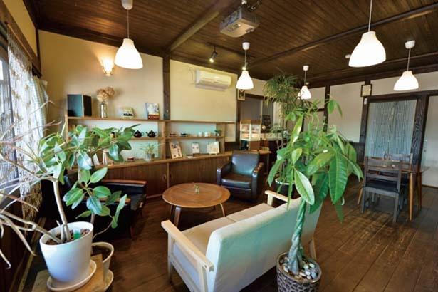 レトロな空間/カフェ アルジャン