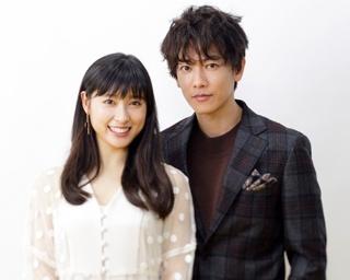 佐藤 健&土屋太鳳、W主演映画「8年越しの花嫁~」インタビュー at NAGOYA