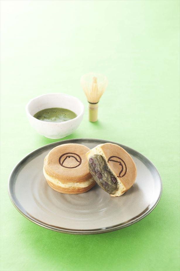 京都産の宇治抹茶を使用、風味を大切にした人気商品
