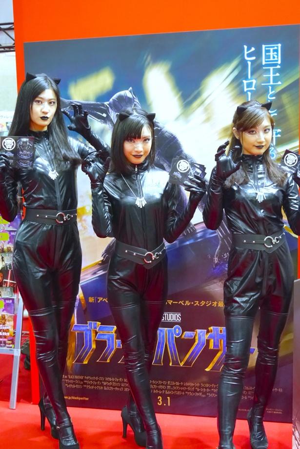 「スター・ウォーズ/マーベル」ブースではジェダイ体験も盛況 東京コミコン2017ブースレポート